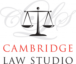Cambridge Law Studios Logo